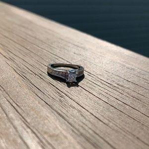 1 ct tw diamond engagement ring 💍 ✨